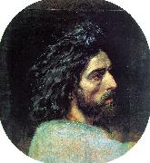 John the Baptist's Head Alexander Ivanov