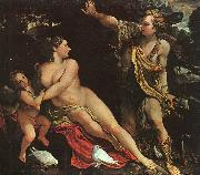 Venus, Adonis and Cupid Annibale Carracci