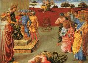 The Fall of Simon Magus Benozzo Gozzoli