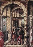 Arrival of the English Ambassadors (detail) g CARPACCIO, Vittore