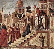 The Presentation of the Virgin fdg CARPACCIO, Vittore
