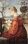 The Virgin Reading fd CARPACCIO, Vittore