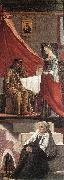 Arrival of the English Ambassadors (detail) dfg CARPACCIO, Vittore