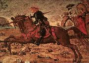 St George and the Dragon (detail) sdgf CARPACCIO, Vittore