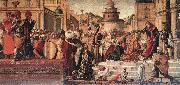 The Baptism of the Selenites dfg CARPACCIO, Vittore