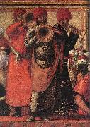 The Baptism of the Selenites (detail) ds CARPACCIO, Vittore