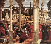 Disputation of St Stephen  fgh CARPACCIO, Vittore