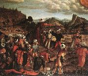 The Stoning of St Stephen g CARPACCIO, Vittore