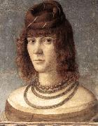 Portrait of a Woman dsf CARPACCIO, Vittore