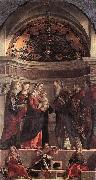 Presentation of Jesus in the Temple dfg CARPACCIO, Vittore