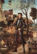 Portrait of a Knight dsfg CARPACCIO, Vittore