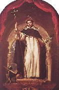 St Dominic of Guzman dfgh COELLO, Claudio