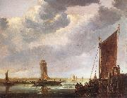 The Ferry Boat fg CUYP, Aelbert