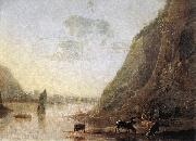 River-bank with Cows sd CUYP, Aelbert