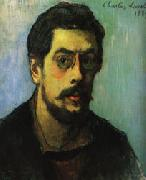 self-Portrait Charles Laval