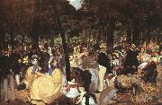 Concert in the Tuileries Edouard Manet