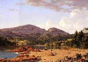 Otter Creek, Mount Desert Frederic Edwin Church