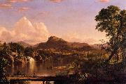 New England Scenery Frederic Edwin Church