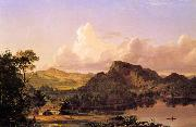 Home by the Lake Frederic Edwin Church