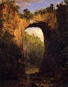 Natural Bridge Virginia Frederic Edwin Church
