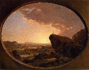 Moses Viewing Promised Land Frederic Edwin Church