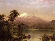 Tamaca Palms Frederic Edwin Church