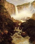 Tequendama Falls near Bogota, New Granada Frederic Edwin Church