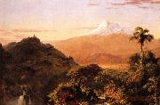South American Landscape Frederic Edwin Church