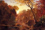 Autumn in North America Frederic Edwin Church