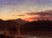 The Evening Star Frederic Edwin Church
