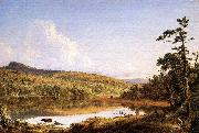 North Lake Frederic Edwin Church