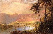 Tropical Landscape Frederic Edwin Church