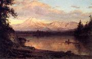 View of Mount Katahdin Frederic Edwin Church