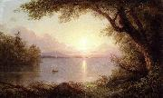Landscape in the Adirondacks Frederic Edwin Church