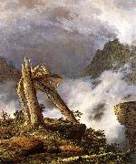 Storm in the Mountains Frederic Edwin Church