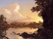 Scene on the Catskill Creek Frederic Edwin Church