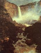 The Falls of Tequendama Frederick Edwin Church