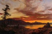 Sunset Frederick Edwin Church