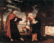 Noli me Tangere f HOLBEIN, Hans the Younger