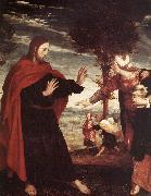 Noli me Tangere (detail th HOLBEIN, Hans the Younger