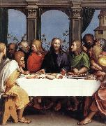 The Last Supper g HOLBEIN, Hans the Younger