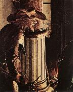 The Oberried Altarpiece (detail) sg HOLBEIN, Hans the Younger