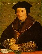 Sir Brian Tuke af HOLBEIN, Hans the Younger