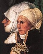Darmstadt Madonna (detail) sg HOLBEIN, Hans the Younger