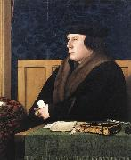 Portrait of Thomas Cromwell f HOLBEIN, Hans the Younger