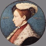 Edward, Prince of Wales d HOLBEIN, Hans the Younger