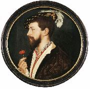 Portrait of Simon George sf HOLBEIN, Hans the Younger