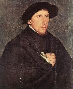 Portrait of Henry Howard, the Earl of Surrey s HOLBEIN, Hans the Younger