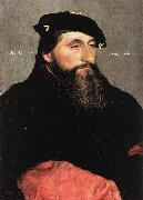Portrait of Duke Antony the Good of Lorraine sf HOLBEIN, Hans the Younger