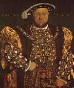 Portrait of Henry VIII Hans Holbein